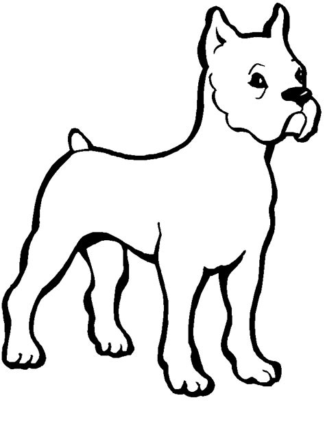 dog coloring pages games pit bull rescue central