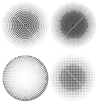 dot pattern types 12 free vector dot patterns images free vector halftone