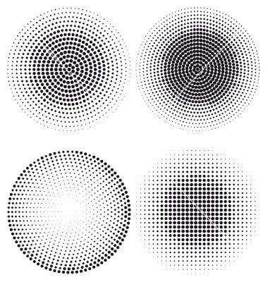 dot halftone pattern vector 12 free vector dot patterns images free vector halftone