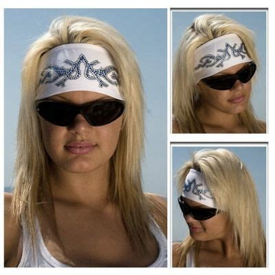Motorcycle Apparel Headbands by Best 25 Motorcycle Hair Ideas On Pinterest Motorcycle