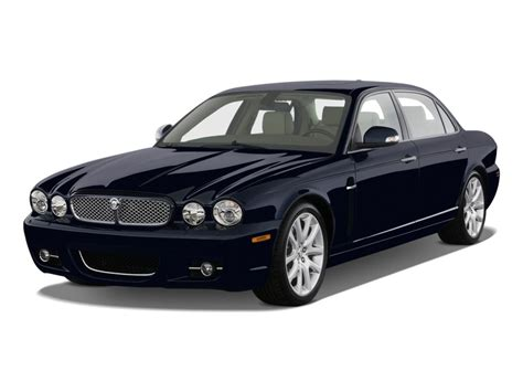 2009 jaguar xj 4 door sedan xj8 l angular front exterior view