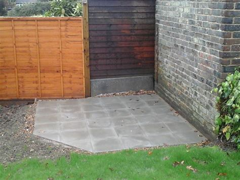 Shed Base Paving Slabs cousins conservatories garden buildings garden building base construction
