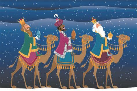 imagenes de los reyes magos en la vida real la historia detr 225 s de los reyes magos