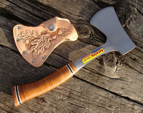 estwing sportsmans axe sportsman s axe with sheath estwing