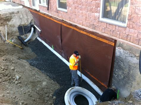 Waterproofing, Barrie, ON   Ample Epoxy Systems