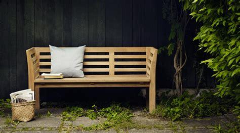 Gartenbank Modern by Gartenbank Facet Skagerak I Holzdesignpur
