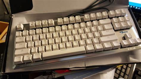 E Blue Mazer K727 Mechanical Backlight Keyboard Black Alumunium e blue mazer k727 mechanical gaming keyboard bjorn3d