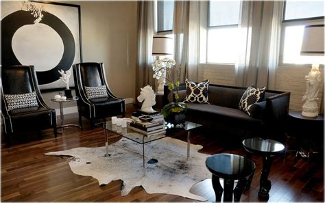 black and room black and ivory living room ideas living room