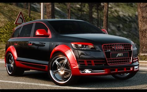 Audi Q7 Tunning by Tag For Suv Audi Q7 Tuning Wallpaper Audi Q5 Abt