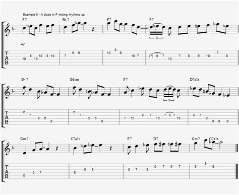 jazz rhythm how to practice rhythm exercise on a jazz blues jens larsen