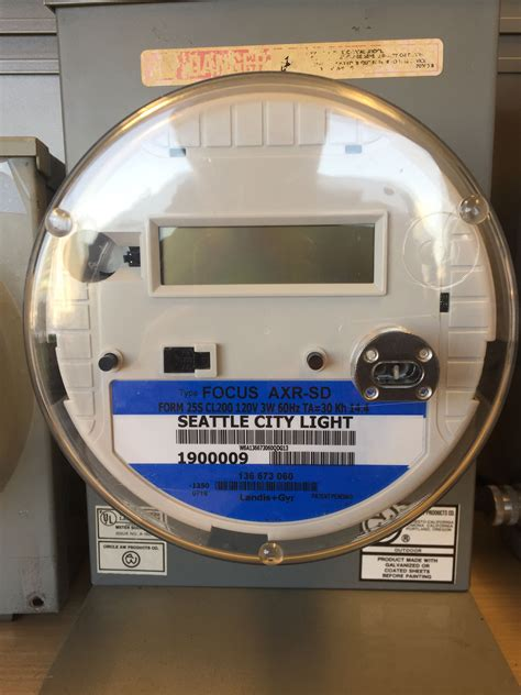 seattle city light customer service number seattle city light advanced metering opt out policy