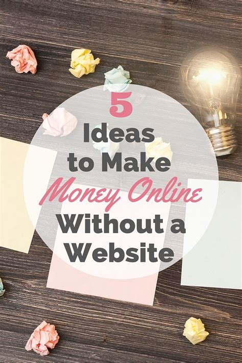 I Want To Make Money Online - best 25 a website ideas on pinterest infographic