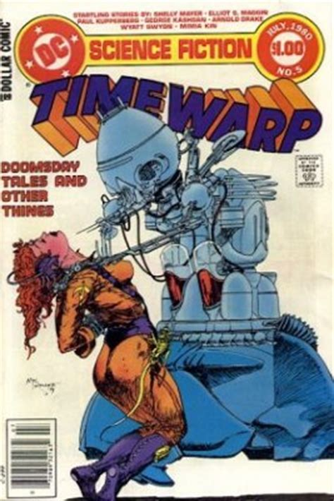 a warp in time horizon book 3 books time warp 5 dc comics comicbookrealm