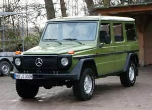 Mercedes 300 Gd Mercedes G Klasse W460 300 Gd 759142