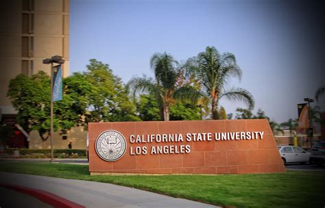 Mba California State Los Angeles by California State Los Angeles Schoolinks