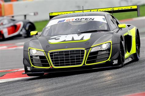 Audi Hahn by Hahn Khodair To Drive Drivex Audi In Barcelona
