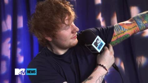 ed sheeran tattoo on harry styles ed sheeran talks about getting matching bro tat with one