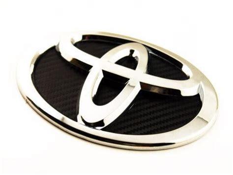 toyota camry logo toyota camry hood emblem