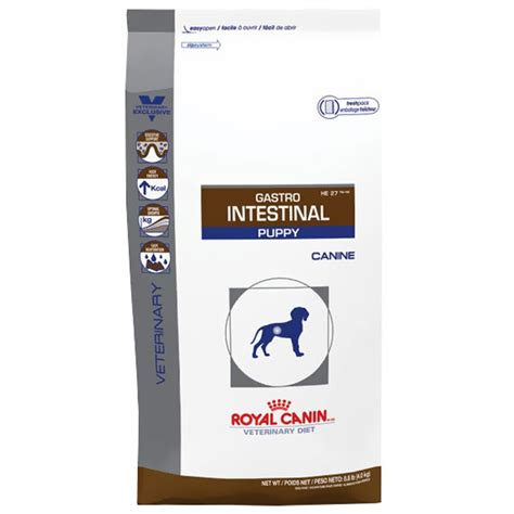 gastrointestinal food royal canin gi puppy food 8 8 lb