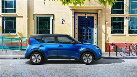 Kia Soul 2020 Uk by 2020 Kia Soul Ev Now Available To Order In The Uk