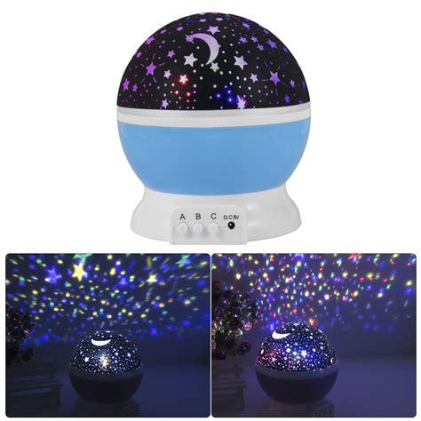 star projector night light rotating projector starry night l star sky romantic
