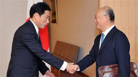 best japanese directors iaea director general meets top japanese officials iaea