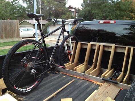 Truck Bed Bicycle Rack by 25 Best Ideas About Truck Bed Bike Rack On