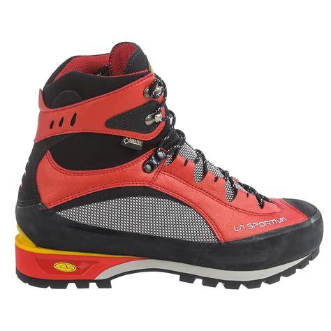 s mountaineering boots la sportiva tex 174 trango s evo mountaineering boots