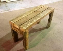how to make a bench out of wood pallets pdf how to make benches from wood plans free