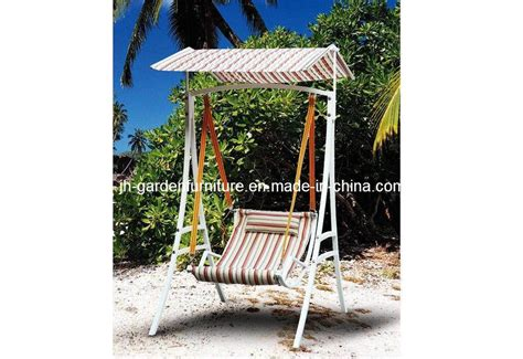 chinese swing china steel swing chair sc002tp china swing chair