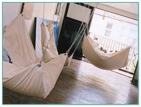 hanging hammock  ceiling