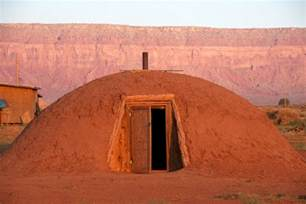 Hogan Homes Floor Plans The Navajo Nation Usa The Blue Dot Perspective