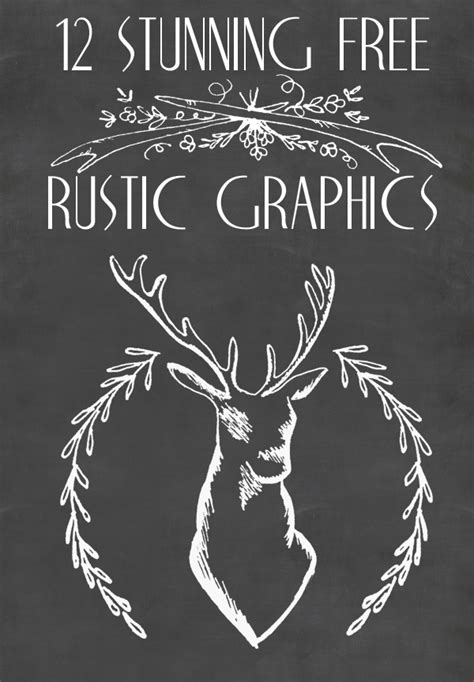 free printable rustic fonts we lived happily ever after the very best 16 free chalk fonts