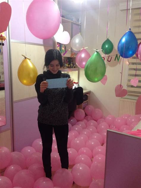 birthday surprise for best friend projects to try