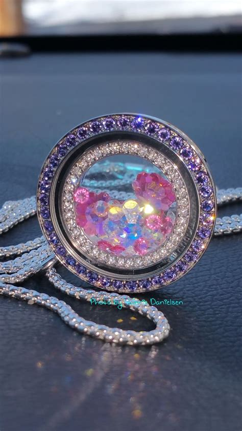 Origami Owl Large Silver Locket With Crystals - 1000 images about origami owl on swarovski