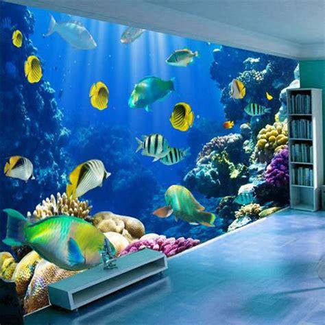 underwater wall mural popular underwater murals buy cheap underwater murals lots from china underwater murals