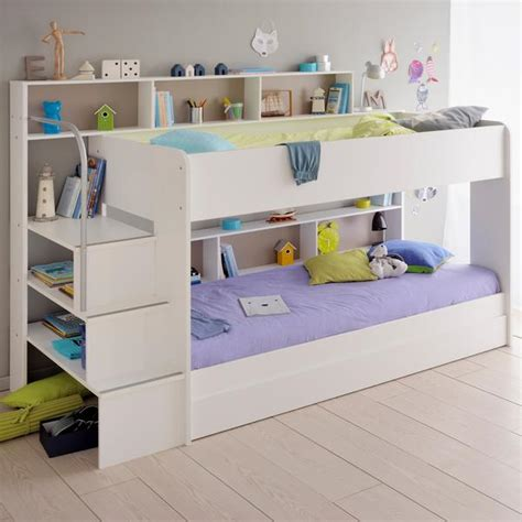 Parisot Bibop Bunk Bed Beds Bedroom Furniture For
