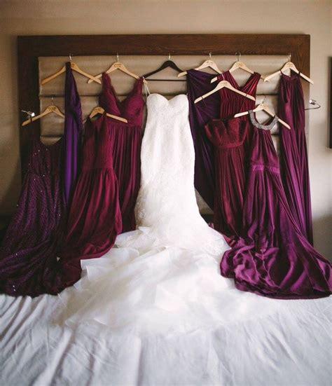 wedding dresses maroon colour best 10 maroon bridesmaid dresses ideas on