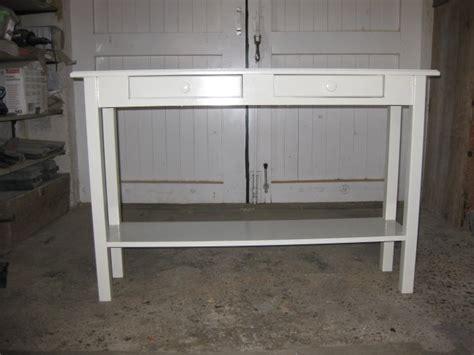2e hands witte salontafel extra smalle sidetable te koop aangeboden op tweedehands net