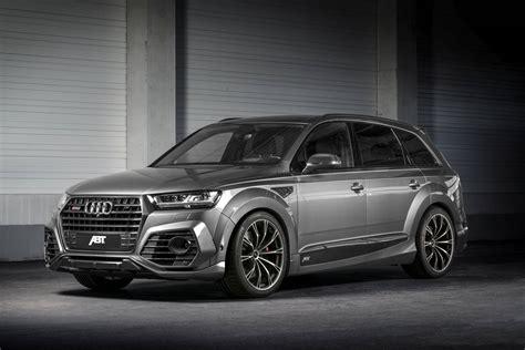 Official Audi Website by Official Abt Audi Sq7 Gtspirit