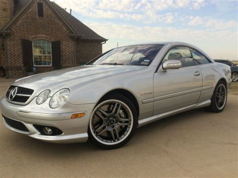 how to learn about cars 2005 mercedes benz s class parking system find used 2005 mercedes benz cl class in sumner texas united states for us 11 440 00