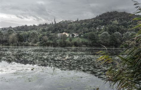 terrazza al lago fimon monti berici colli berici fotografie paesaggi panorami