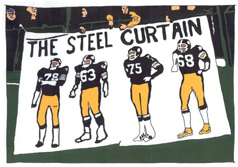 pittsburgh steelers iron curtain steel curtain junglekey wiki 28 images l c greenwood