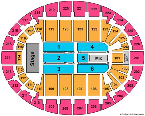verizon arena seating view verizon wireless arena nh tickets year manchester events