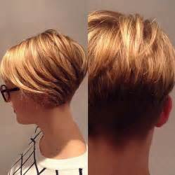 Galerry short black hairstyles front and back