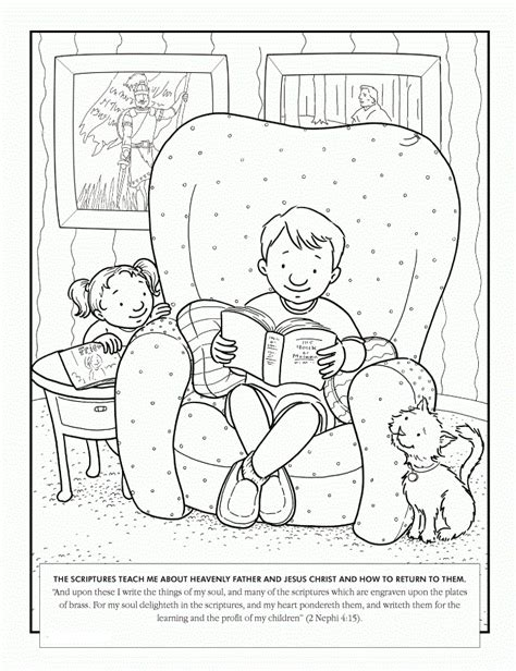 lds coloring pages praying latter day saints coloring pages lds coloring pages
