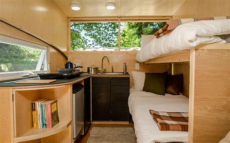 composting toilet travel trailer solar powered homegrown trailers weigh in at just 2 500
