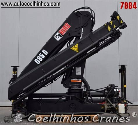 hiab  loader cranes year  price    sale mascus usa