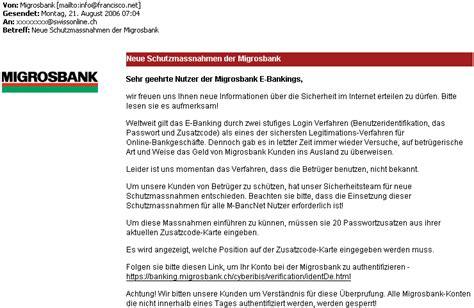 migros bank währungen tu berlin hoax info blatt identity theft