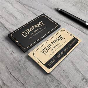 vintage style business cards yukon style vintage business card by macrochromatic on deviantart